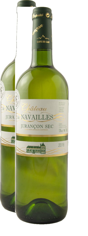 Château de Navailles sec 2018 (75cl)