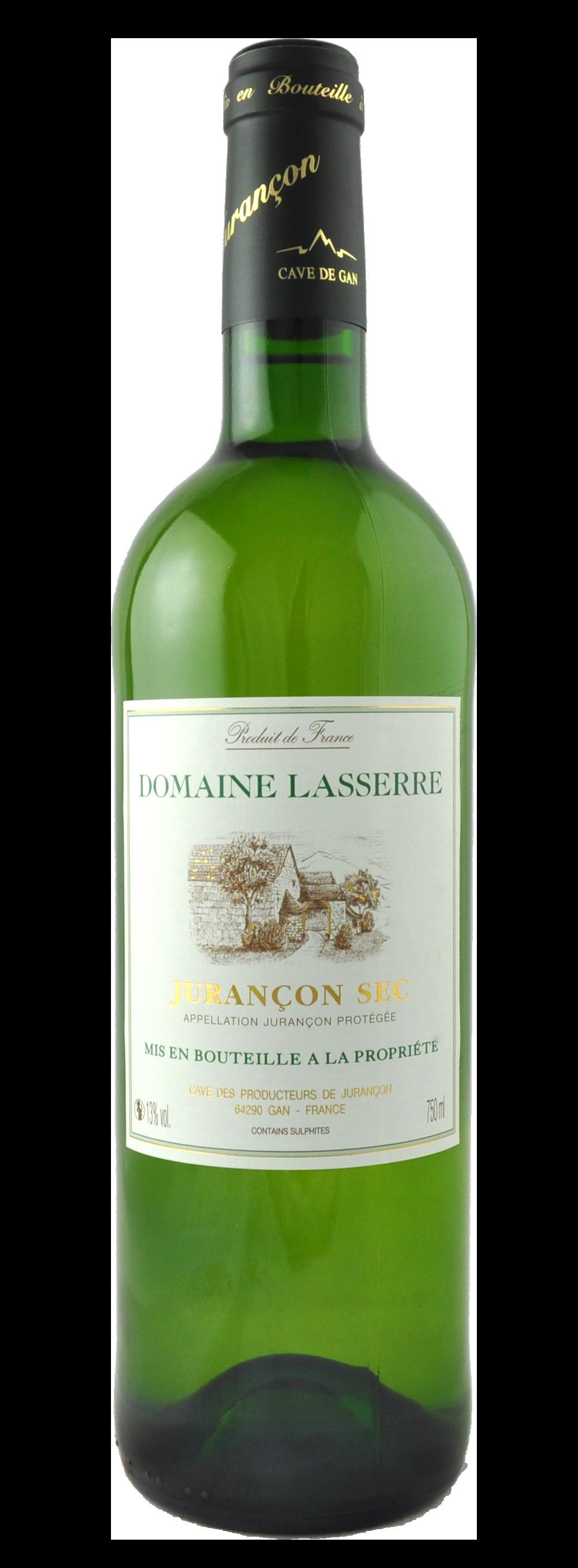 Domaine Lasserre sec 2017 (75cl)