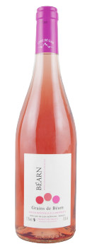 Grains de Béarn rosé 2017 (75cl)