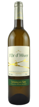 L'Or d'Hiver 2017 sec (75cl)