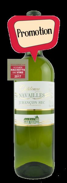 Château de Navailles sec 2015 (75cl)