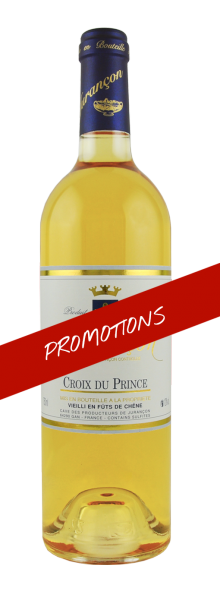 Croix du Prince 2012 puis 2013 (75cl)