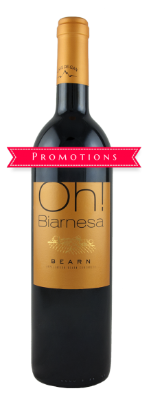 Oh ! Biarnesa rouge 2012 (75cl)