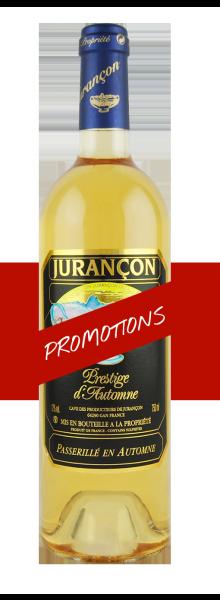 Prestige d'Automne 2013 puis 2014 (75cl)