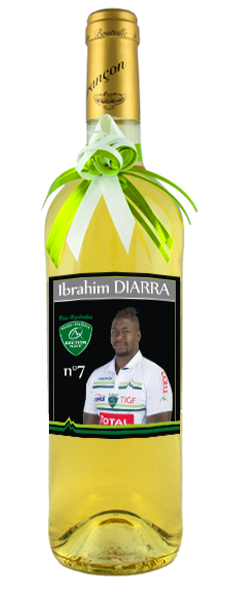 Cuvée Section Paloise - 	Ibrahim DIARRA (75cl)