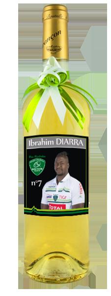 Cuvée Section Paloise - Ibrahim DIARRA (75cl)