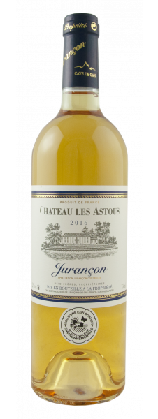 Château les Astous 2016