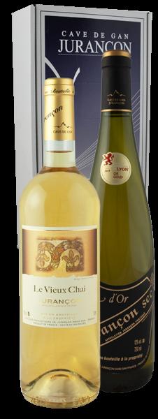 Coffret Gourmand (2 bouteilles)