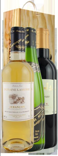 Coffret Terroir (6 bouteilles)
