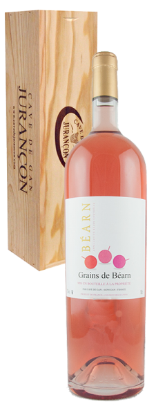 Magnum Grains de Béarn rosé 2017 (1,5L)