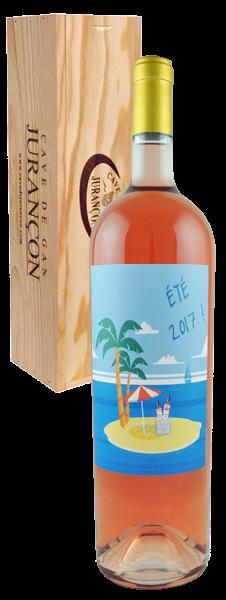 Magnum Eté n°2 - Grains de Béarn rosé 2016 (1,5L)