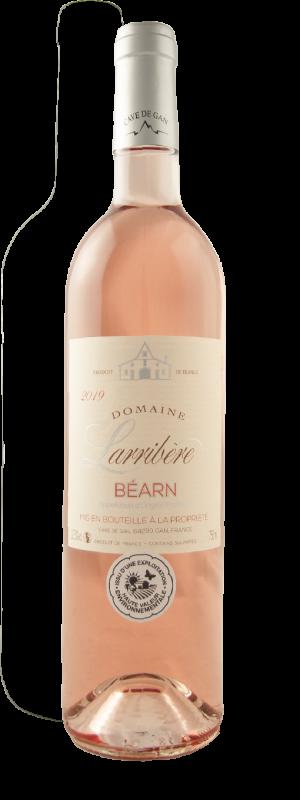 Domaine Larribere rosé 2019 (75cl)