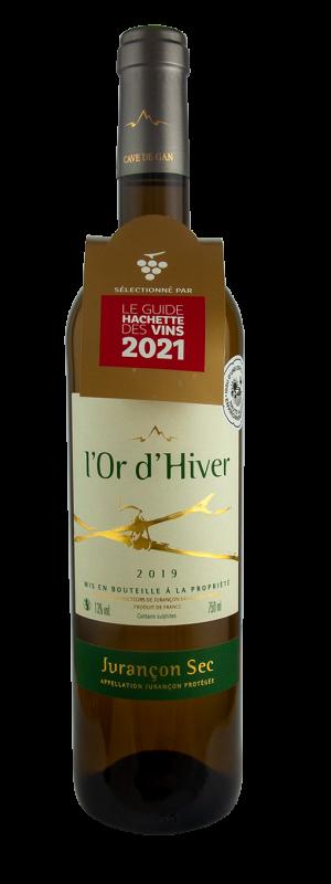 L'Or d'Hiver 2019 sec (75cl)