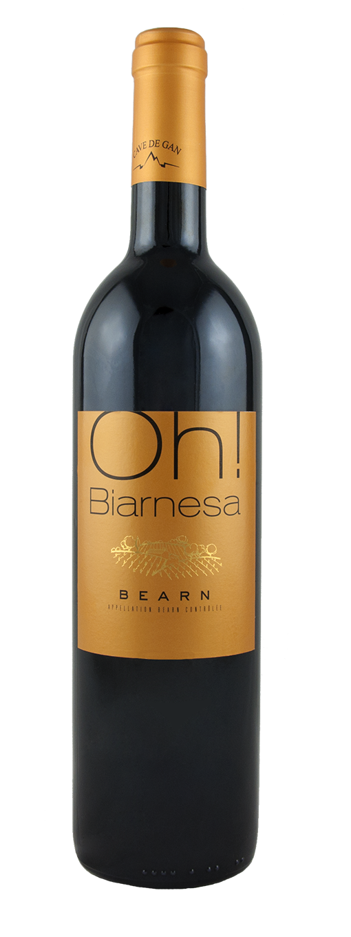Oh ! Biarnesa rouge 2016 (75cl)