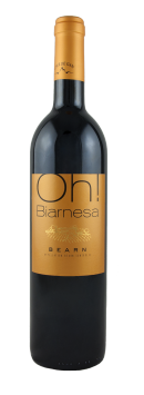 Oh ! Biarnesa rouge 2015 puis 2016 (75cl)