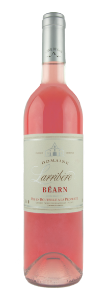 Domaine Larribere rosé 2018 (75cl)