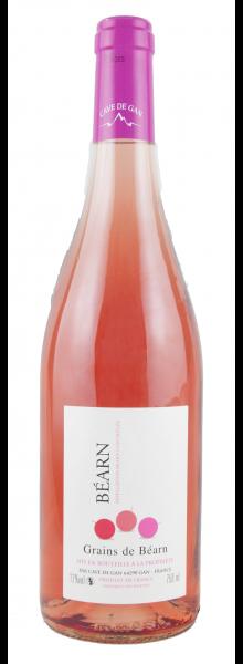 Grains de Béarn rosé 2017 (75cl)