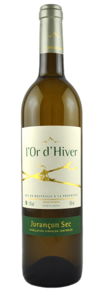 L'Or d'Hiver 2017 sec (75cl)