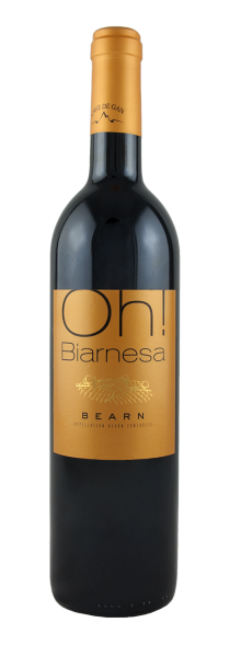 Oh ! Biarnesa rouge 2018 (75cl)