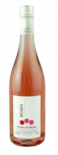Grains de Béarn rosé 2018 (75cl)