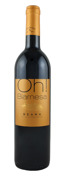 Oh ! Biarnesa rouge 2017 (75cl)