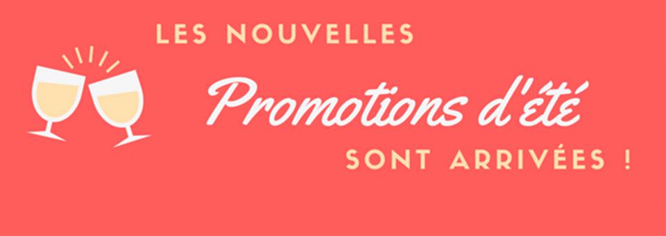 Promotion d'été 2017