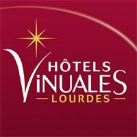 logo ville de Lourdes
