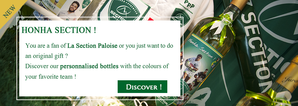 Discover our personnalised bottles