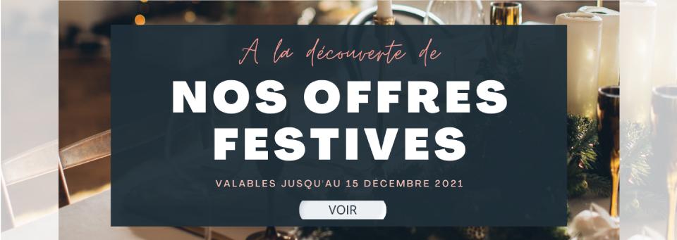 Offres Festives 2021